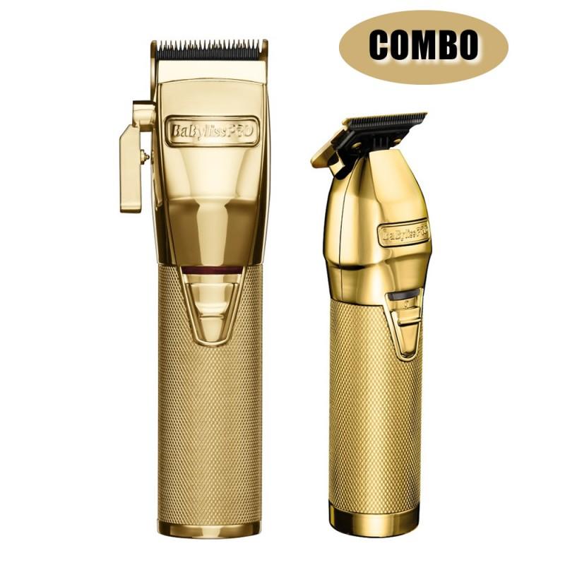 BabylissPro GoldFX Clipper & Trimmer Combo