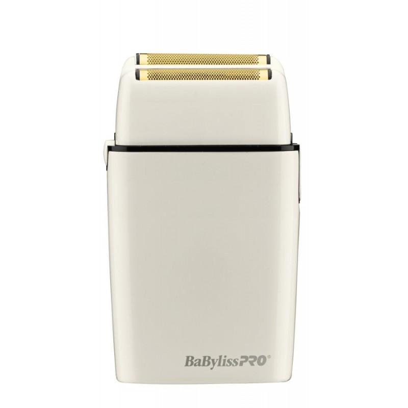 #FXFS2W BabylissPro FoilFX 02 White Shaver