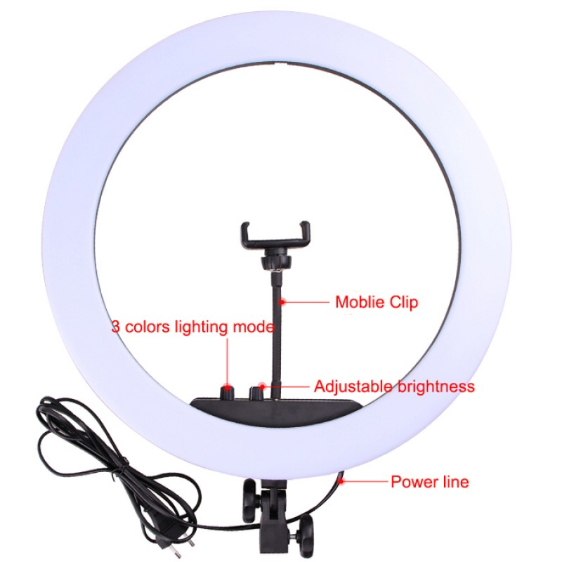 Dermalogic Halo LED Ring Light Kit