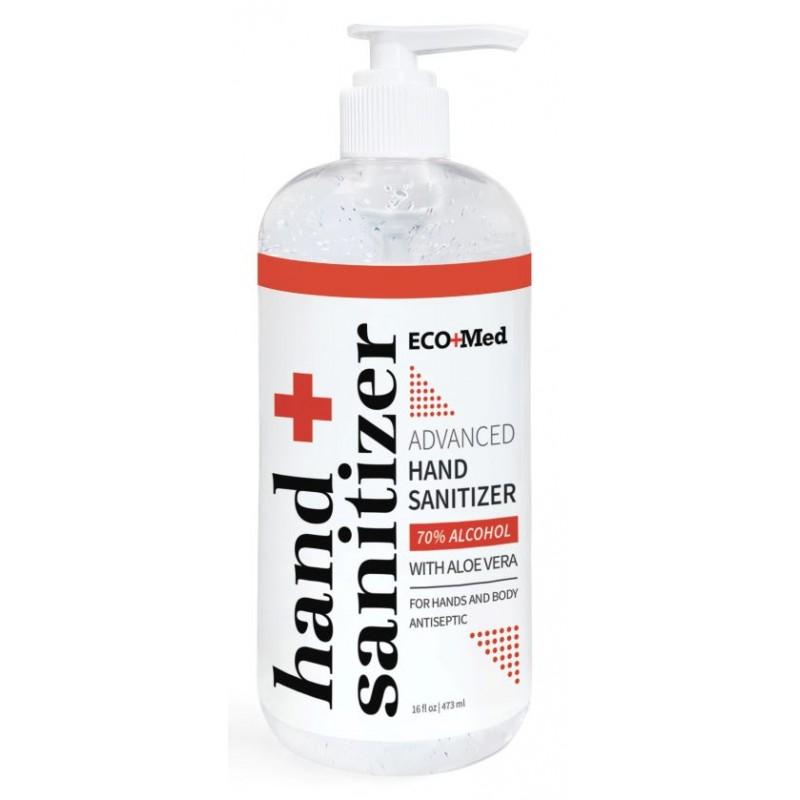 EcoMed Hand Sanitizer 16 oz