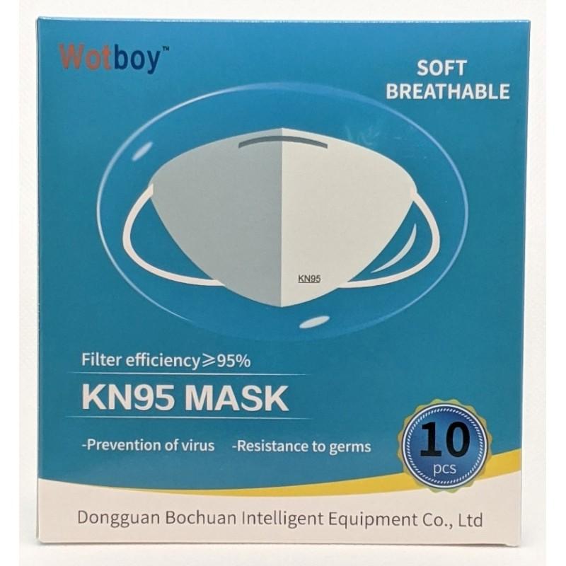 KN95 Protective Mask  10/pk