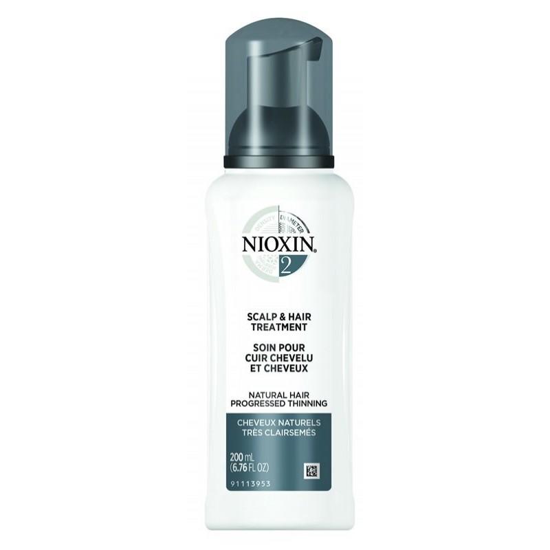 Nioxin System 2 Scalp Treatment 6.7 oz