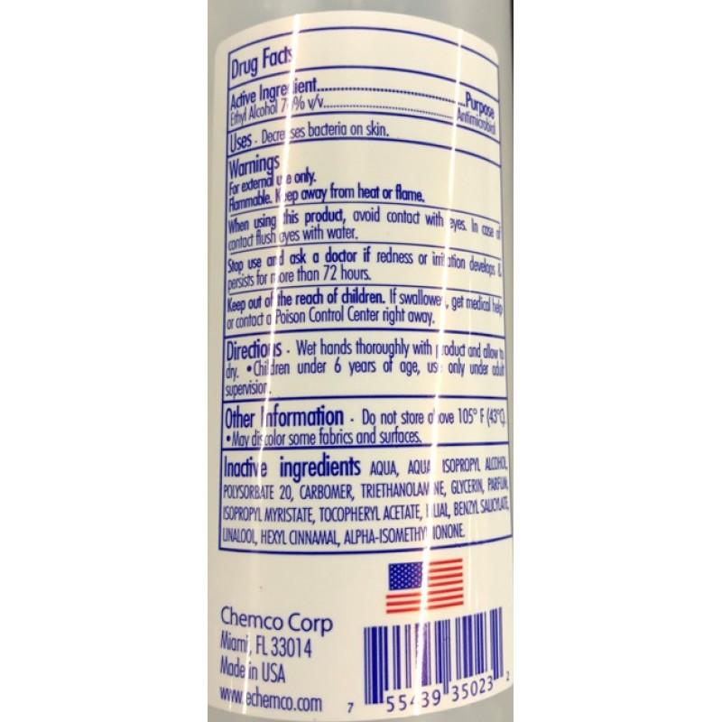 Origem Hand Sanitizer 8 oz